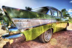 Chevy Bel Air by Alessandro Ciabini, via 500px