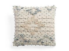 Coastal Motif Pillow | Arhaus Furniture