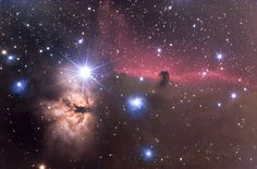The Proximities of Alnitak April 24 2012 Amateur Astronomy Picture of the Day - Astronomy.FM