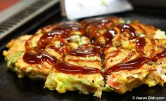 okonomiyaki - cant wait to try this too :D