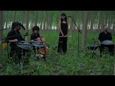 Aikyo. Cajita de musica. Granada. Hang, Bells, Flauta & Chelo - YouTube