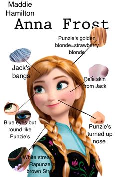 Ever wonder why Jackunzel shippers make Anna and Elsa their kids? Well here you go.