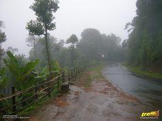 A rainy day in Bhagamandala at #Coorg, #Kodagu district, #Karnataka #India #Travel #IncredibleIndia #Monsoon