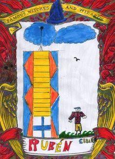 Sites con ideas para la escritura creativa (en gallego) Harry Potter, Witch, Painting, Ideas, Art, Creative Writing, Creativity, Art Background, Painting Art