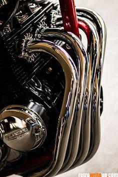 Honda CB400 Four Super Sport