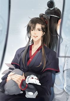 """Do you know the drama """"The Untamed"""" is adapted from avery famous Chinese web novel - Mo Dao Zu Shi! Now welcome to free read some other great fantasy novels on Fan Art, Cosplay, The Grandmaster, Chinese Boy, Fujoshi, Naruto, Yuri, Comic, Anime Couples"""