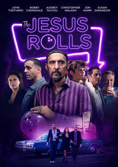 Ready for a new comedy starring Jesus (John Turturro)? The Jesus rolls on. Hours after being released from prison, Jesus Quintana (John Turturro) pairs up with fellow misfits Petey (Bobby Cannavale… Susan Sarandon, Jon Hamm, Audrey Tautou, Streaming Vf, Streaming Movies, Streaming Sites, Tv Series Online, Movies Online, Movie Hours