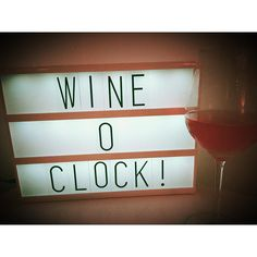 "Perfect once you change ""wine"" to ""GIN"" Cinema Light Box Quotes, Cinema Box, Light Up Message Board, Light Board, Word Board, Letter Board, Marquee Lights, Marquee Sign, Wein Parties"