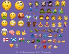 T-Rex, Vampire, Crazy Face, Zombie, Giraffe, and Pie Among Emoji Included in New Unicode 10 Standard #AppleNews #TechNews