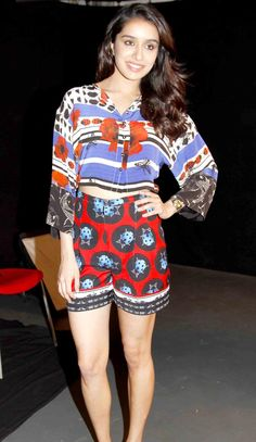 Shraddha Kapoor promoting 'ABCD 2' - #ABCD2. #Bollywood #Fashion #Style #Beauty