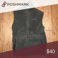 Columbia Vest Brown Columbia Vest. Great condition Columbia Jackets & Coats Vests