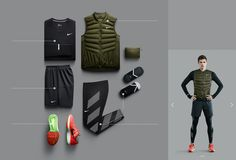 #NikeRunning #layering #gear what to wear running in cold weather