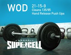#CrossFit at #Supercell #WOD