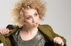 Fashion photoshoot with Adelka