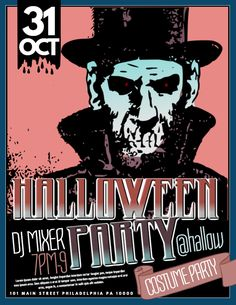 71 best halloween party flyer templates images halloween party