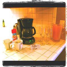 Coffee and juice bar