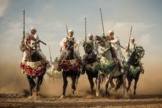 Fantasia Riders by aminefassi