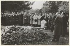 Begrafenis Charley Toorop