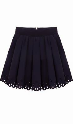 Cute Cheap Pleated waisted skirt | Fashion World
