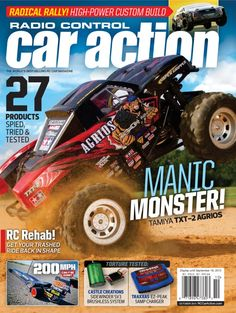 RC Car Action  Magazine - Buy, Subscribe, Download and Read RC Car Action on your iPad, iPhone, iPod Touch, Android and on the web only through Magzter