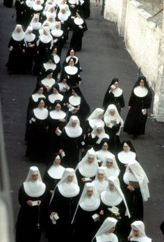 Nuns, Sisters, Brides of Christ, Teachers, Servants, however you want to name them but if it wasn't for a few good nuns, I would be a slightly different human being.