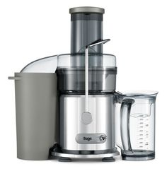 You need to splash out a bit on a good juicer which will unable you to juice hard vegetables as well as fruit. Joe Cross recommends this one on his website. I'll post another brand as an alternative. Breville Juice Fountain Plus Small Appliances, Kitchen Appliances, Kitchen Gadgets, Kitchen Tools, Electrical Appliances, Test Kitchen, Kitchen Time, Kitchen Products, Kitchen Stuff