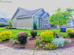4 Year old Corner Lot Landscaping in Lynden, WA 98264