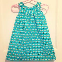 My Favourite (FREE) Baby Dress Pattern!