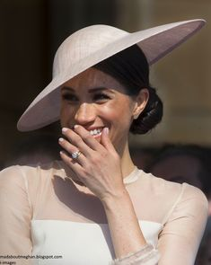 The Duke and Duchess of Sussex Support Prince Charles During First Engagement as a Married Couple
