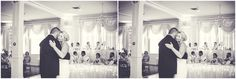 By Kara - Kara Evans - Jacksonville IL Wedding Photographer - Illinois College - Blush Pink Wedding - Blush Pink Lace Gown - Blush Pink Wedding Details - Pink and Gold Wedding Reception - Father Daughter Dance