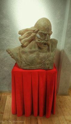 #art #bust #kosovo #wanderlust ©Megi Pushaj
