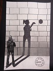 Mini Matisse: My Shadow and Me