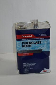 Bondo 22 Ml Interior Exterior Fiberglass Resin Liquid Hardener