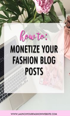 How to make money running a fashion blog