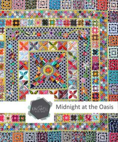 Midnight At The Oasis – Red Thread Studio