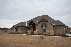 316 Antler Ridge, McBee Homes, New Homes Azle, TX