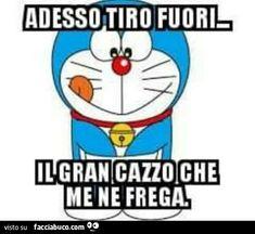 Tutti i meme su Doraemon Doraemon, Italian Memes, Harry Potter Anime, Funny Stickers, Jim Morrison, Me Too Meme, Nairobi, Mood Pics, Funny Stories