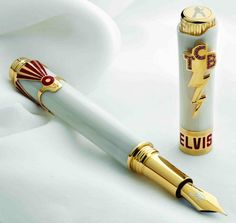 Montegrappa Icons Elvis Presley Pens Collection