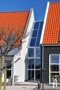 Z wonen Architectuur, peper en zout in tulpenland - Eigenhuisbouwen.nl. rco