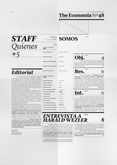 Editorial by Luciano Fasan, via Behance