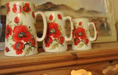 Wonderful Pottery Craft Shop, Pottery, Traditional, Mugs, Tableware, Crafts, Ceramica, Dinnerware, Manualidades
