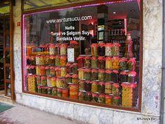 Turkish Food: Celebrating Turşu In Istanbul   Turkey's For Life...