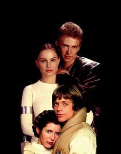 The Skywalkers Star Wars
