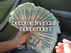 Become financially independent [ ] One day ... #travel #travelcoupon