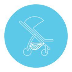 Extra-Large Storage Basket Cute Baby Strollers, Double Strollers, Large Storage Baskets, Oakley, Cute Babies, Funny Babies, Cute Kids
