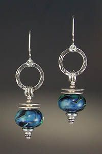 Earrings    Site has some other very beautiful earrings.  It would be a joy so have some like this or similar.