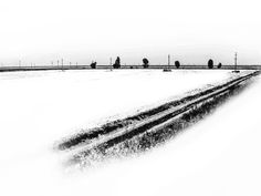 Photo by Elisabeta Vlad Banisters, Romania, Travel Photography, Snow, Urban, Black And White, Awesome, Water, Outdoor