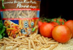 Our aromic Jasmine brown rice pasta is now in a penne shape to help you have the perfect baked ziti every day.  #Organic #Gluten-Free #Vegan #Kosher