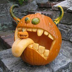 k rbis gesichter zum halloween mit spinnen halloween pinterest halloween und dekoration. Black Bedroom Furniture Sets. Home Design Ideas