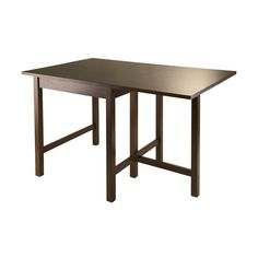 Shop Winsome Wood  94048 Lynden Drop Leaf Dining Table at ATG Stores. Browse our dining tables, all with free shipping and best price guaranteed.